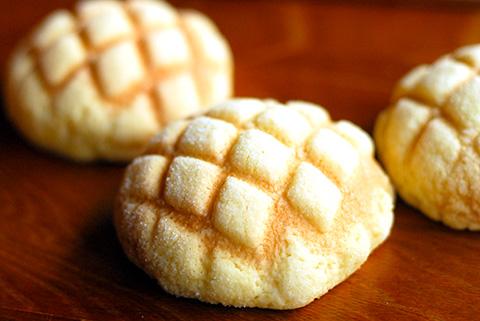 小月パン工房 メロンパン
