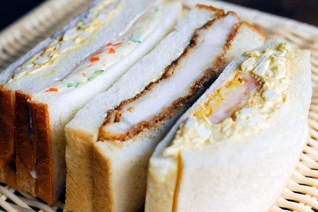 小月パン工房 サンドウィッチ